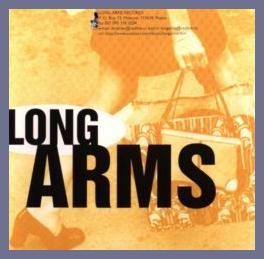 long arms records logo